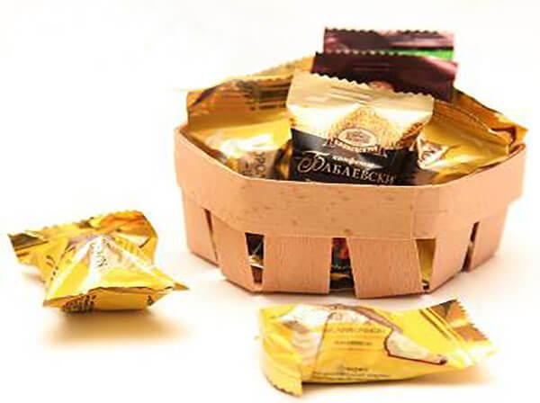 Корзины для конфет